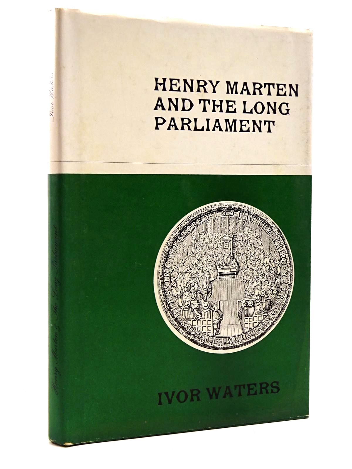Photo of HENRY MARTEN AND THE LONG PARLIAMENT- Stock Number: 2130909