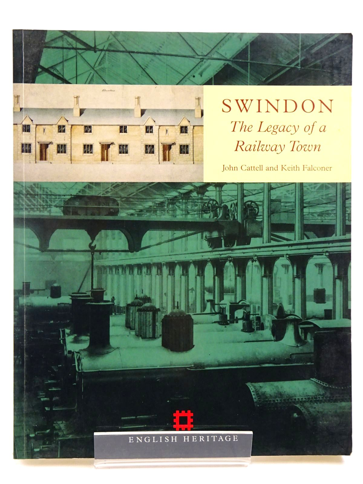 Photo of SWINDON THE LEGACY OF A RAILWAY TOWN- Stock Number: 2130917