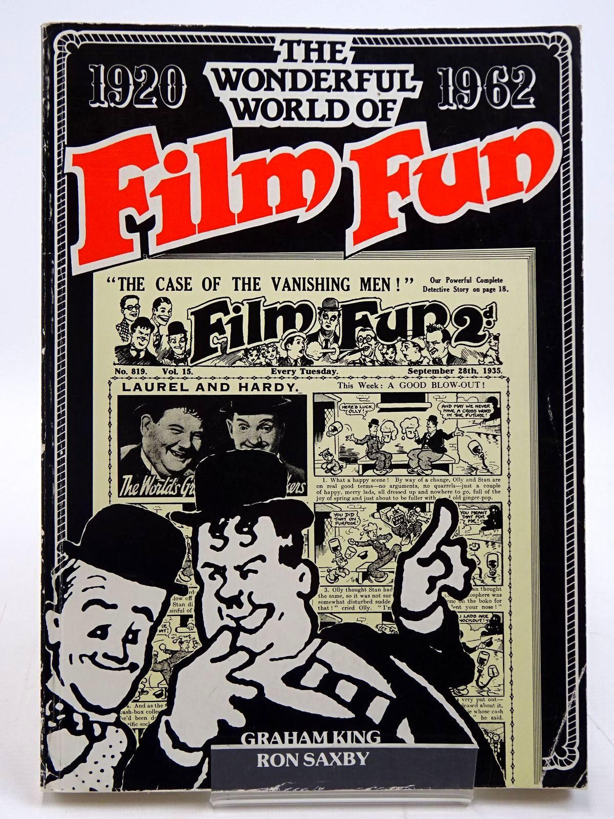 Photo of THE WONDERFUL WORLD OF FILM FUN- Stock Number: 2130929
