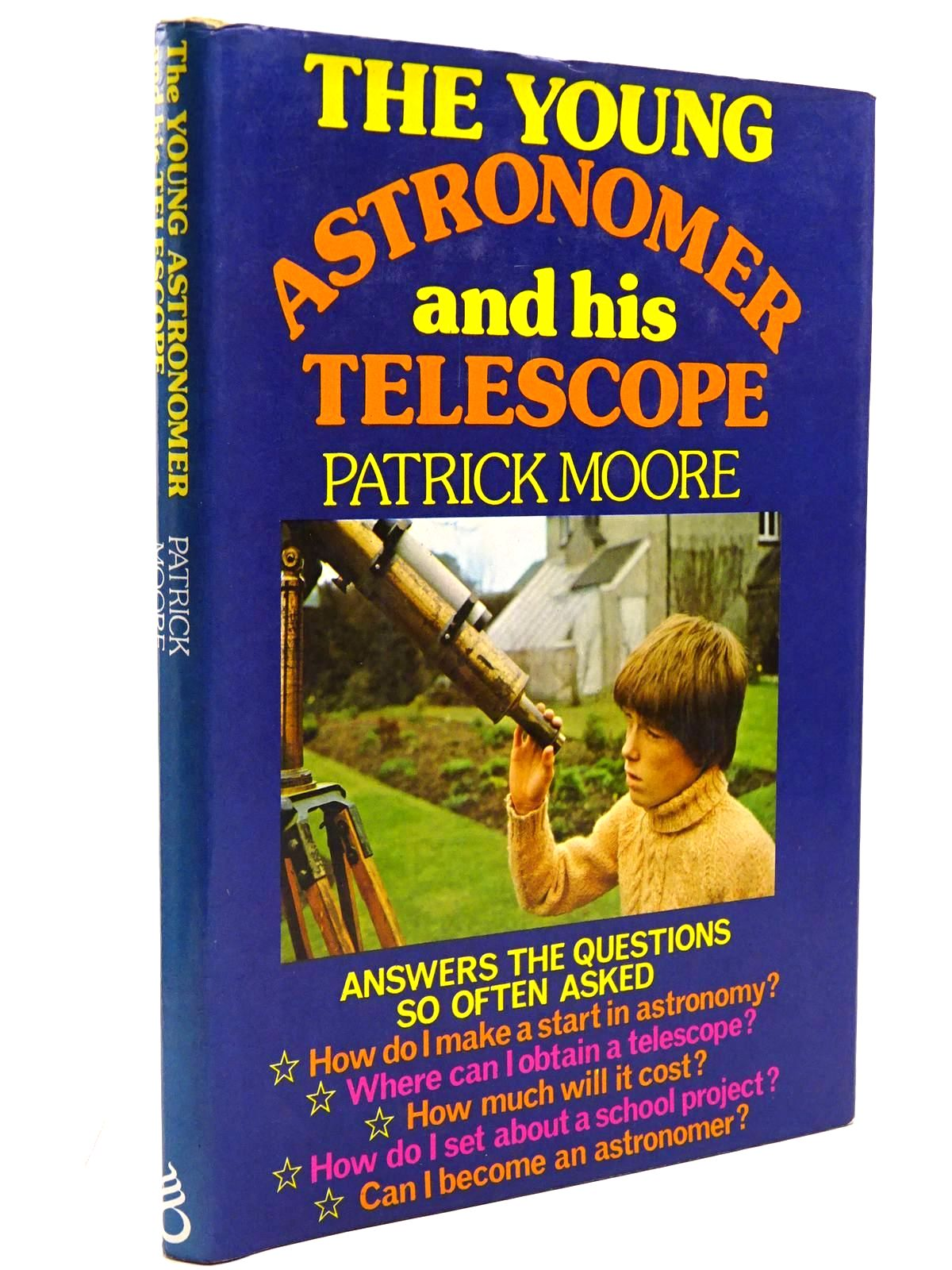 Photo of THE YOUNG ASTRONOMER AND HIS TELESCOPE- Stock Number: 2130934