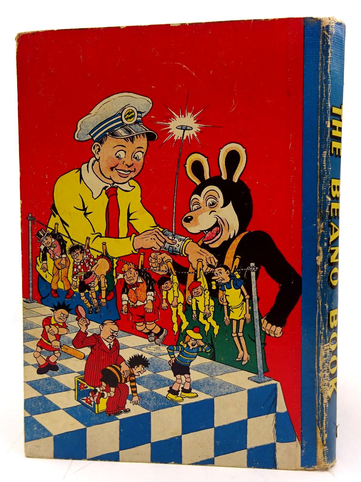 Photo of THE BEANO BOOK 1956 published by D.C. Thomson & Co Ltd. (STOCK CODE: 2130941)  for sale by Stella & Rose's Books