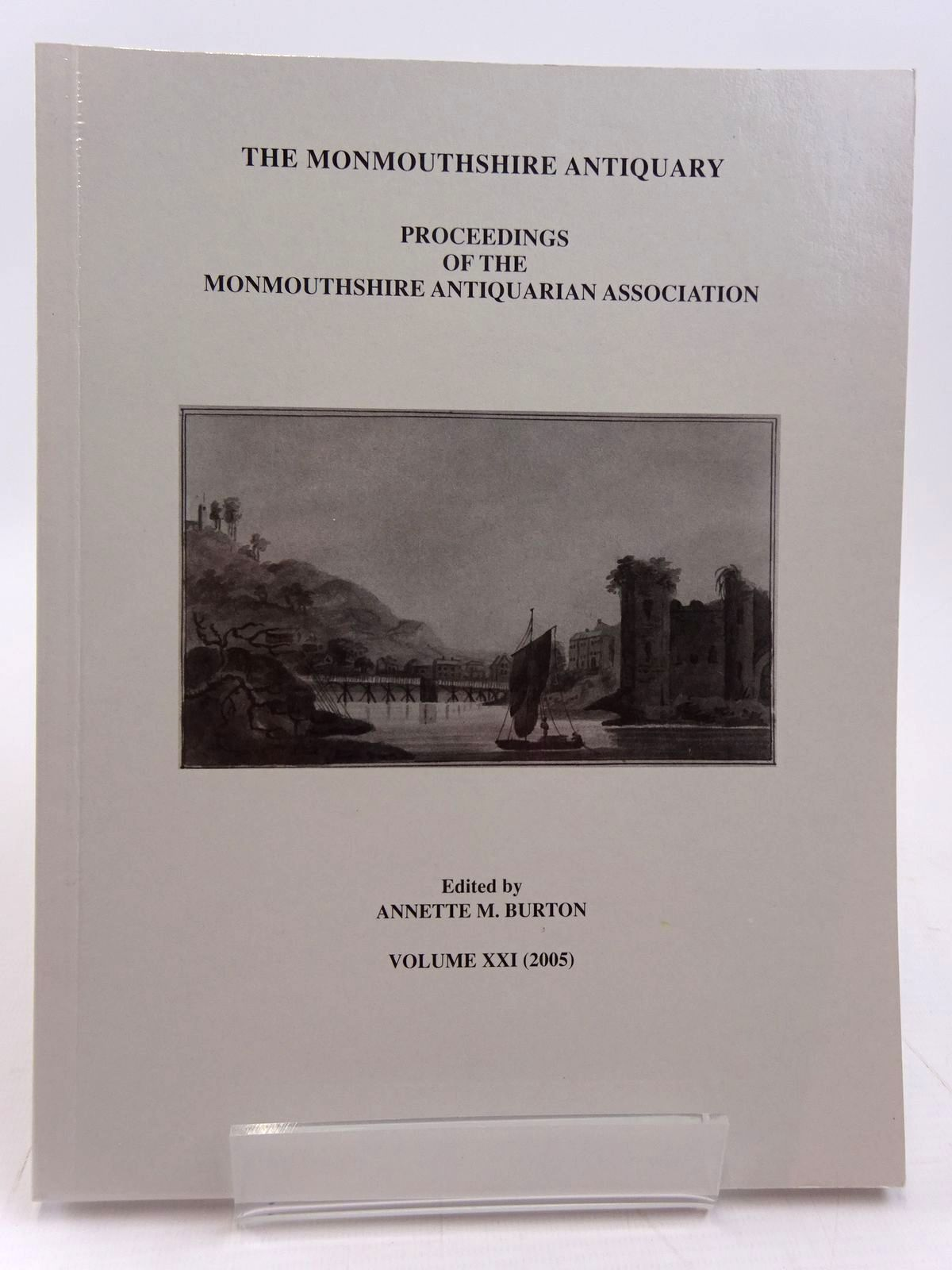 Photo of THE MONMOUTHSHIRE ANTIQUARY VOLUME XXI- Stock Number: 2130957