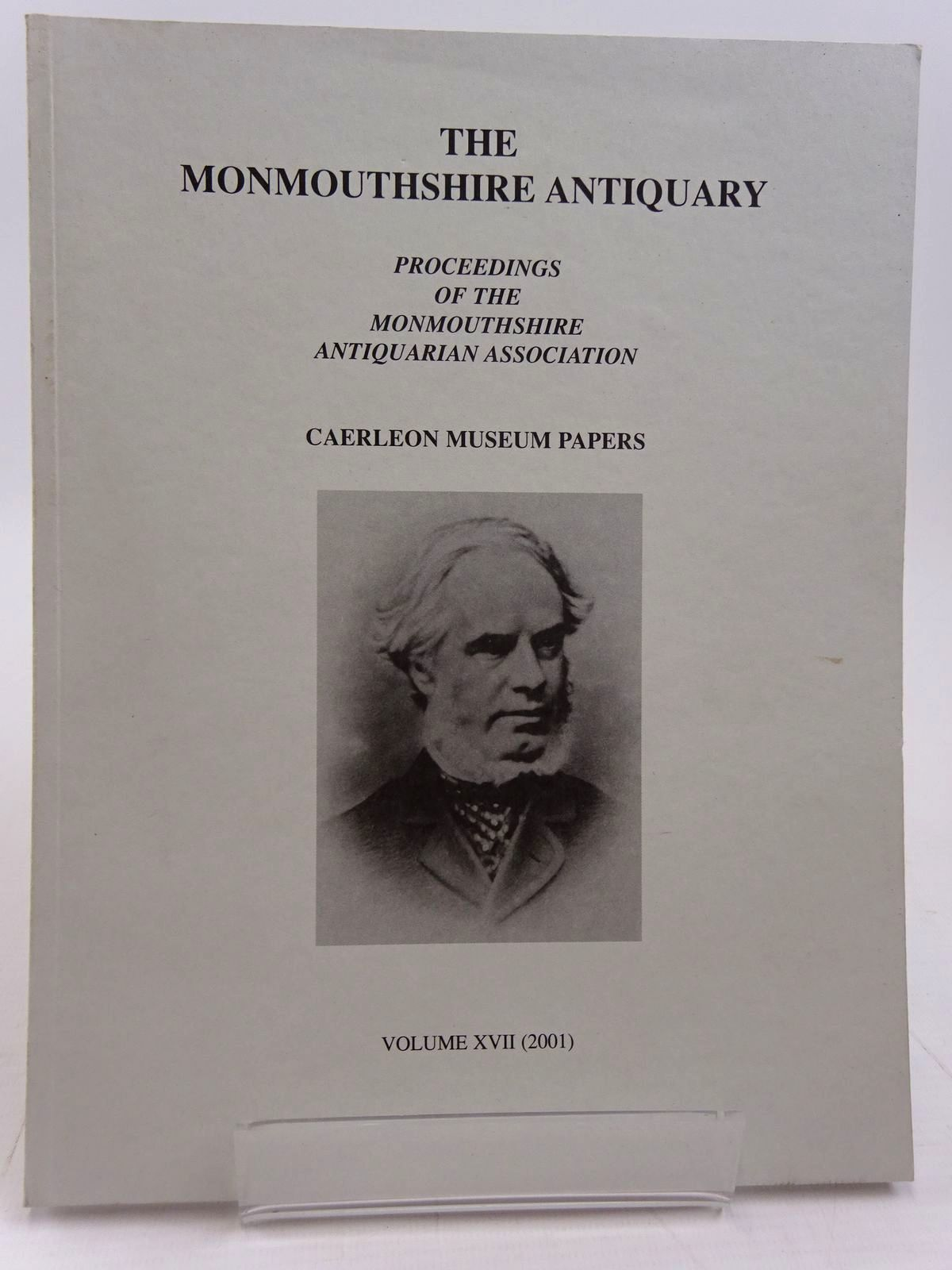 Photo of THE MONMOUTHSHIRE ANTIQUARY VOLUME XVII- Stock Number: 2130958