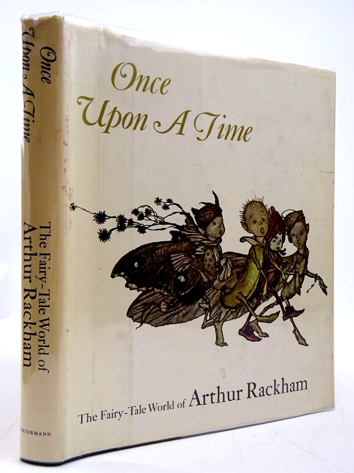 Photo of ONCE UPON A TIME THE FAIRY-TALE WORLD OF ARTHUR RACKHAM- Stock Number: 2130988