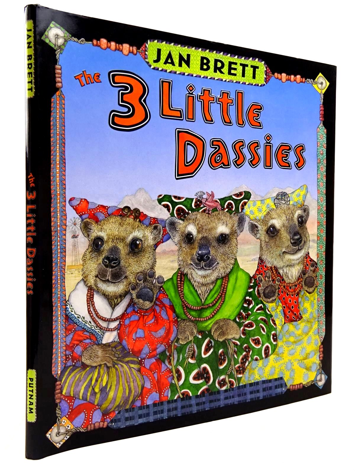 Photo of THE 3 LITTLE DASSIES written by Brett, Jan illustrated by Brett, Jan published by G.P. Putnam's Sons (STOCK CODE: 2130995)  for sale by Stella & Rose's Books