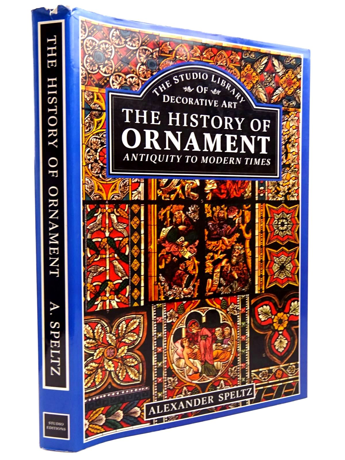 Photo of THE HISTORY OF ORNAMENT- Stock Number: 2130998