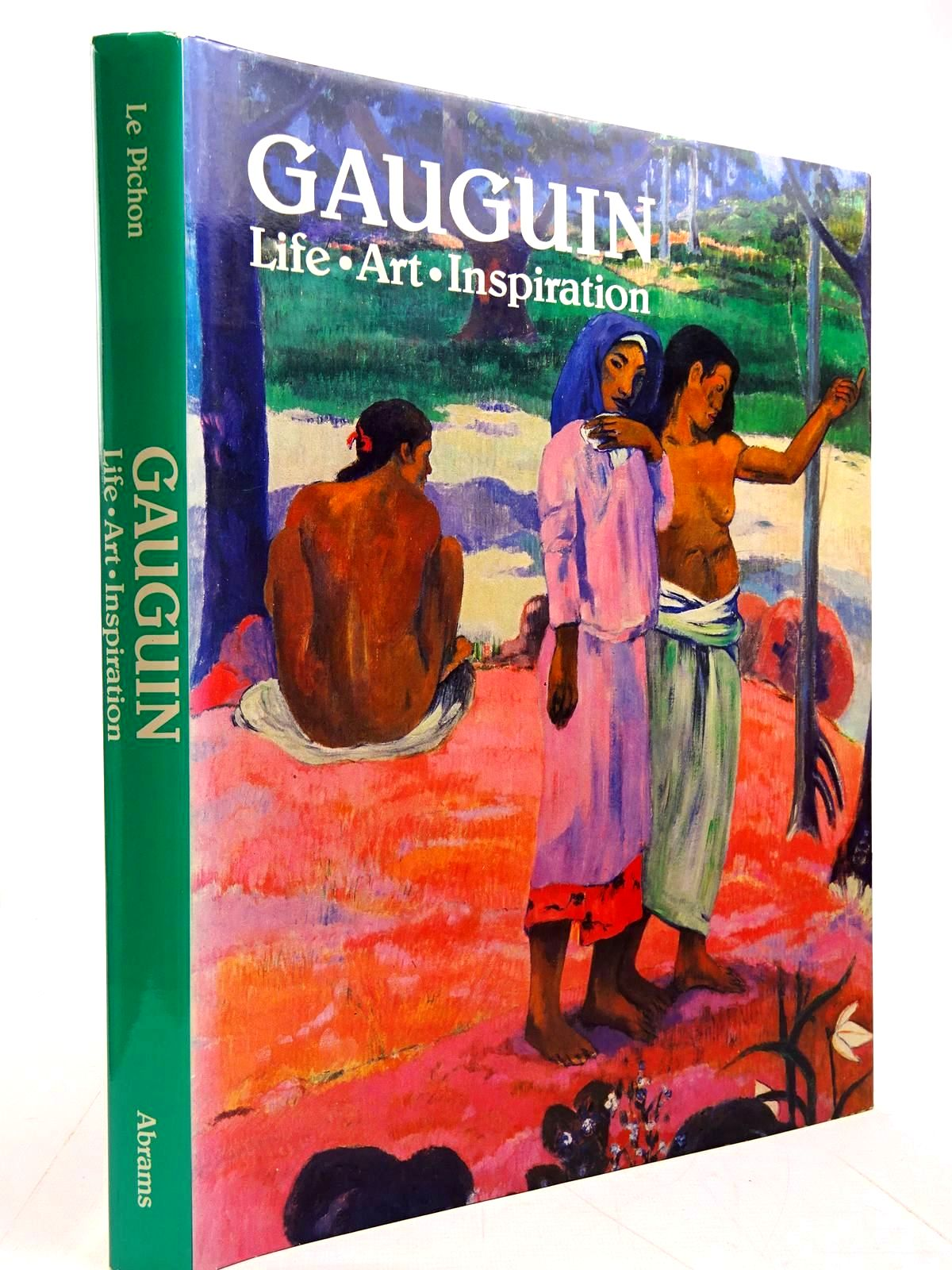 Photo of GAUGUIN LIFE ART INSPIRATION written by Le Pichon, Yann Paris, I. Mark illustrated by Gauguin, Paul published by Harry N. Abrams, Inc. (STOCK CODE: 2131001)  for sale by Stella & Rose's Books