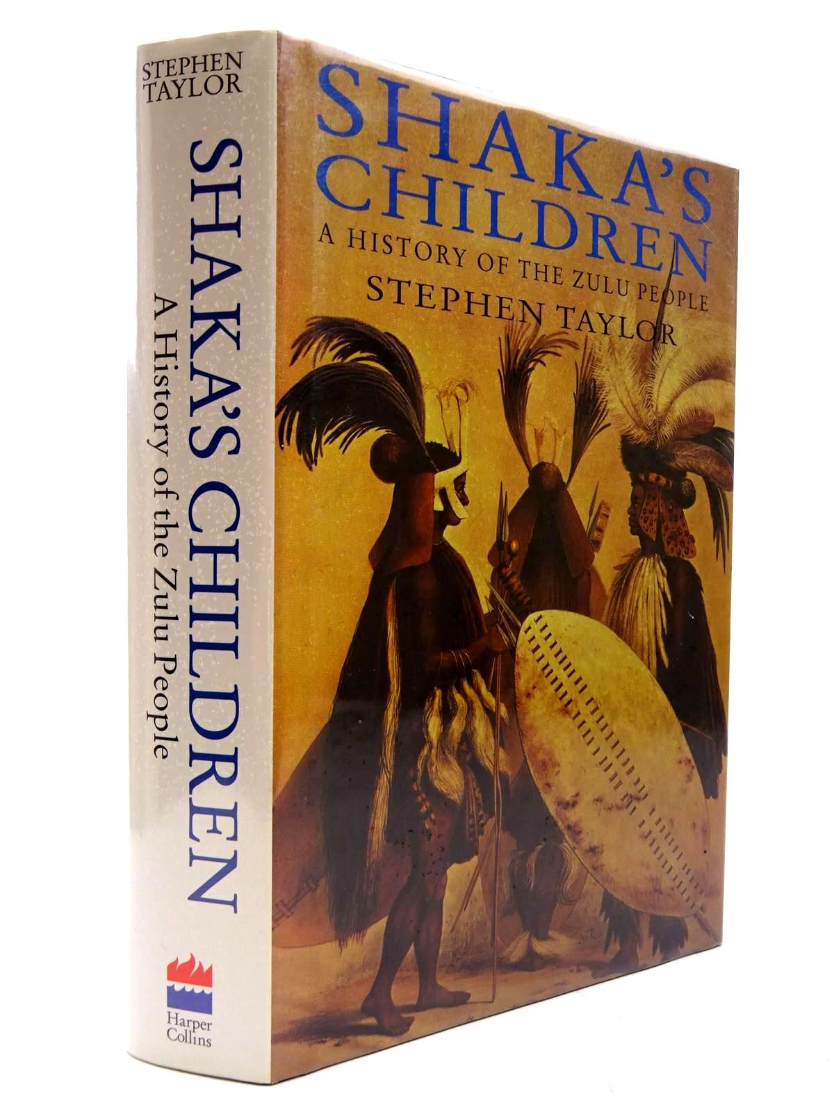 Photo of SHAKA'S CHILDREN A HISTORY OF THE ZULU PEOPLE written by Taylor, Stephen published by Harper Collins (STOCK CODE: 2131031)  for sale by Stella & Rose's Books