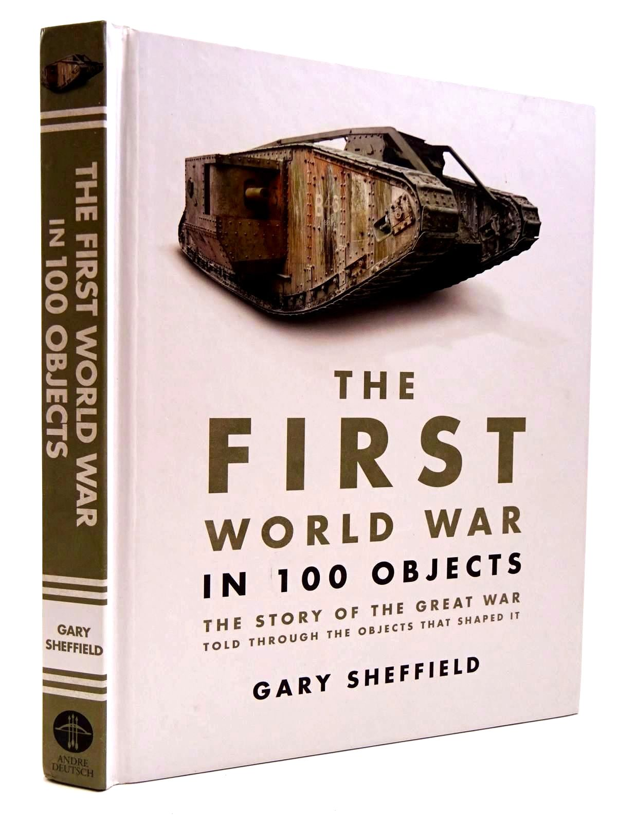 Photo of THE FIRST WORLD WAR IN 100 OBJECTS- Stock Number: 2131034