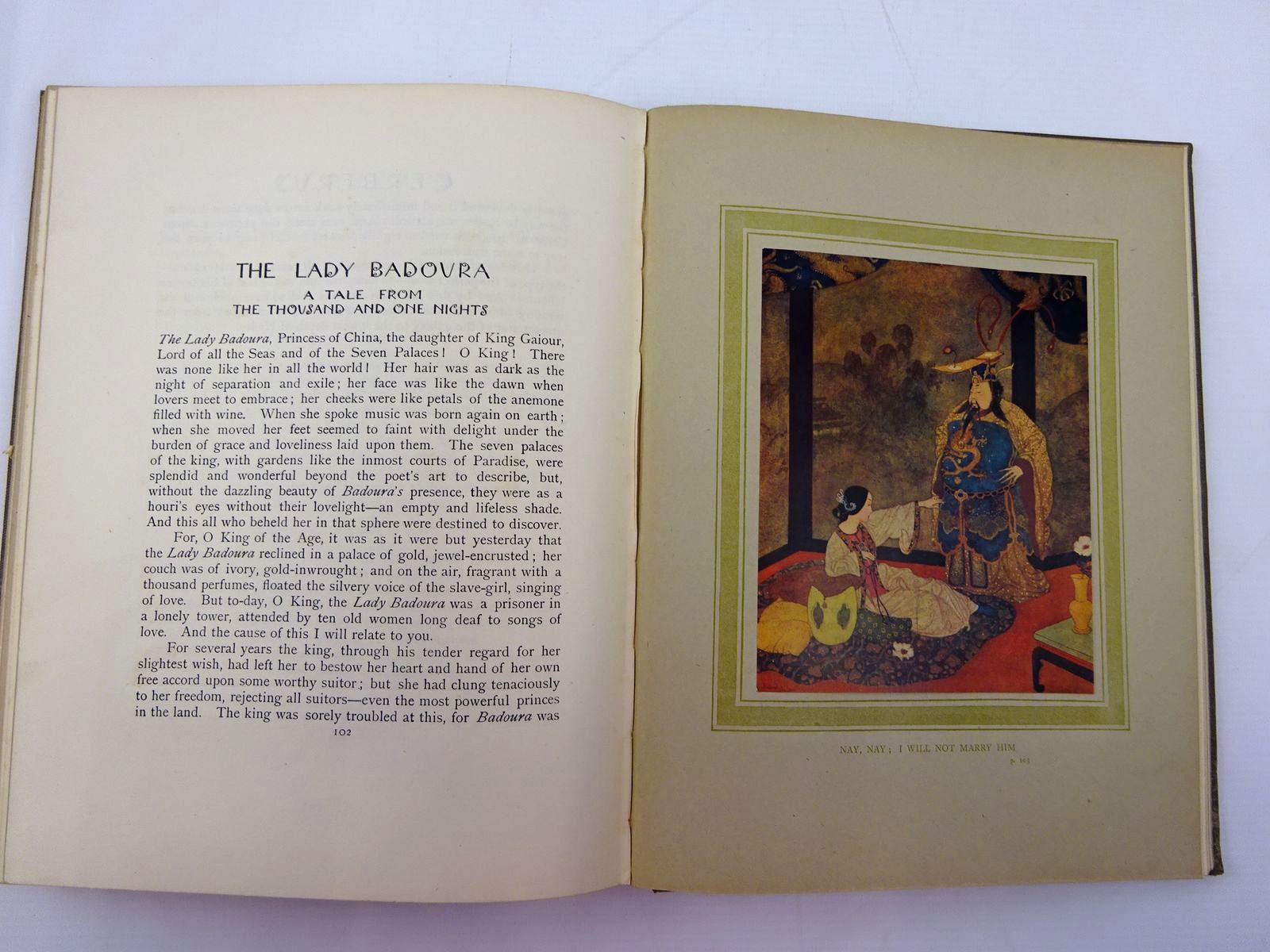 Photo of EDMUND DULAC'S PICTURE BOOK FOR THE FRENCH RED CROSS illustrated by Dulac, Edmund published by Hodder & Stoughton (STOCK CODE: 2131066)  for sale by Stella & Rose's Books
