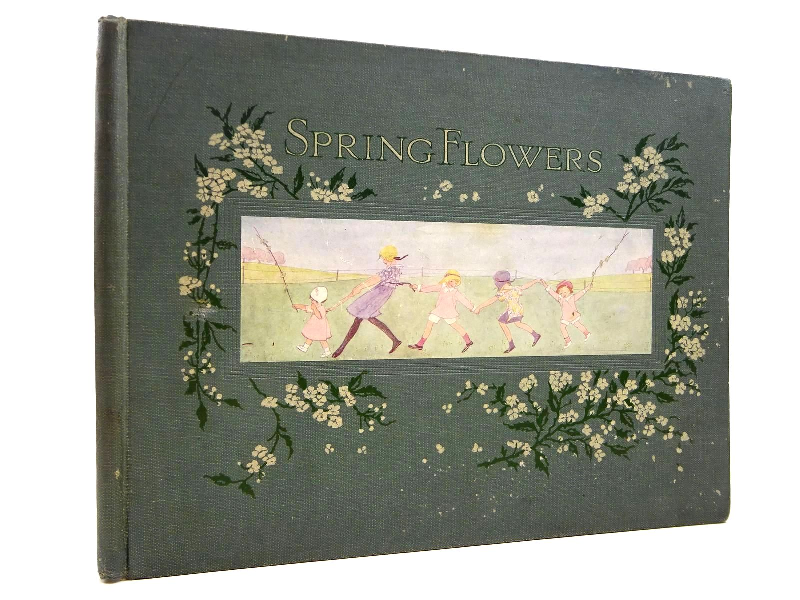 Photo of SPRING FLOWERS written by Vogel, Geertruida illustrated by Cramer, Rie published by A. & C. Black Ltd. (STOCK CODE: 2131069)  for sale by Stella & Rose's Books