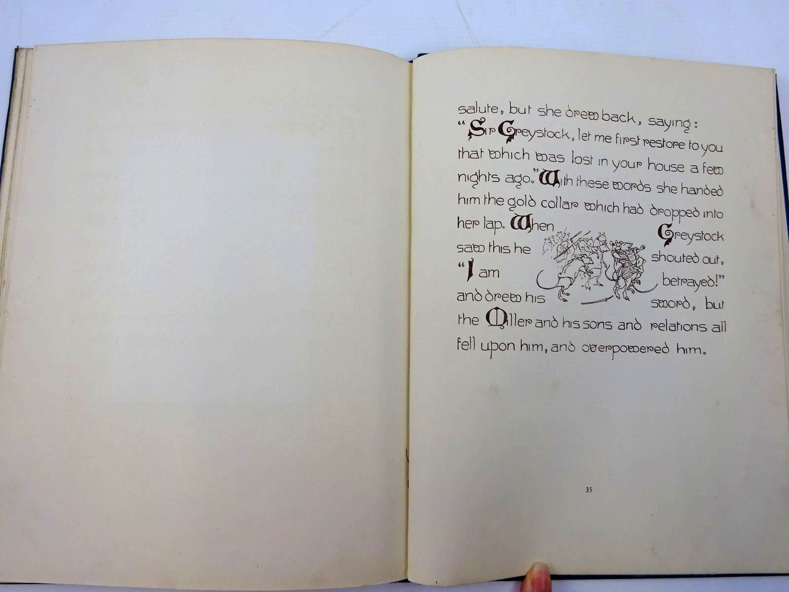 Photo of THE ROBBER BRIDEGROOM written by Grimm, Brothers illustrated by Owen, H.J. published by A. & C. Black Ltd. (STOCK CODE: 2131078)  for sale by Stella & Rose's Books