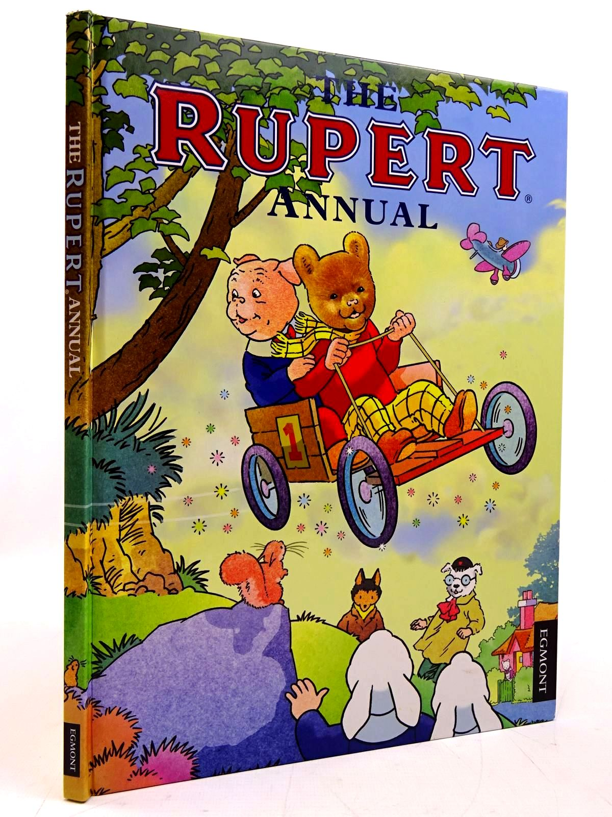 Photo of RUPERT ANNUAL 2013- Stock Number: 2131081