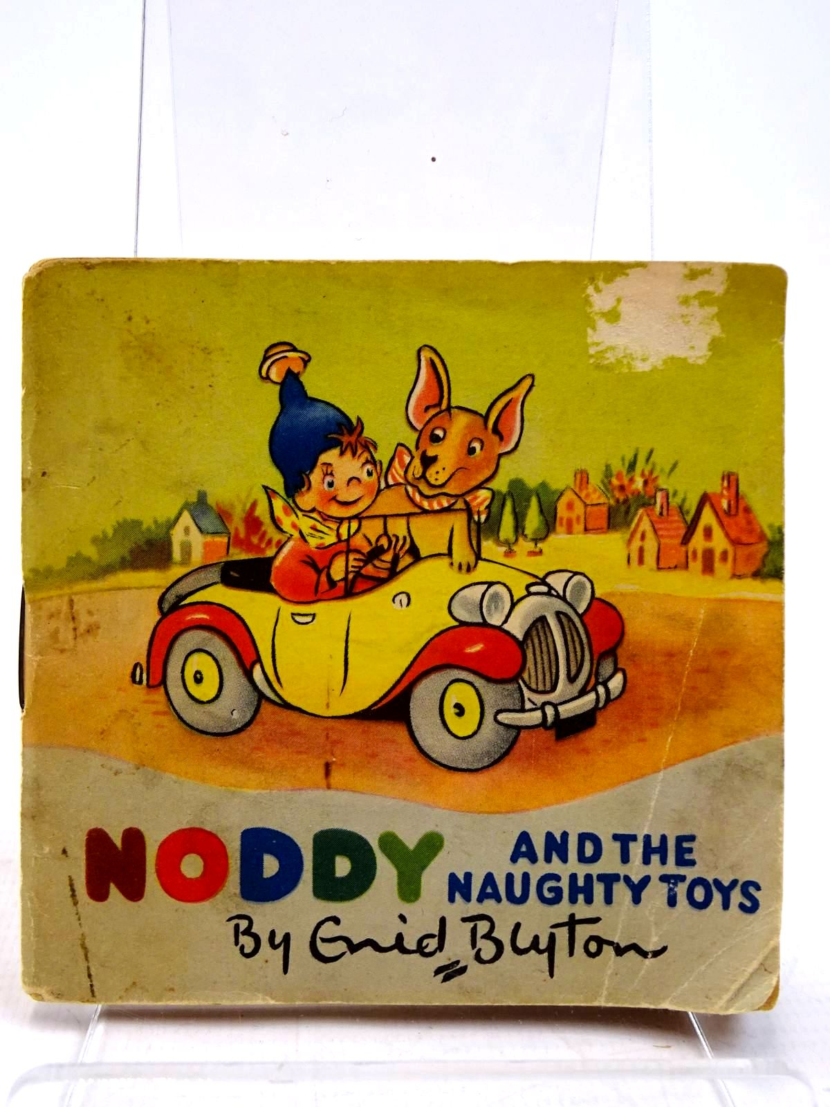 Photo of NODDY AND THE NAUGHTY TOYS- Stock Number: 2131097