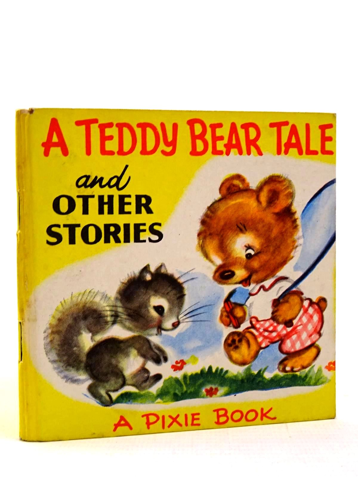 Photo of A TEDDY BEAR TALE AND OTHER STORIES- Stock Number: 2131100