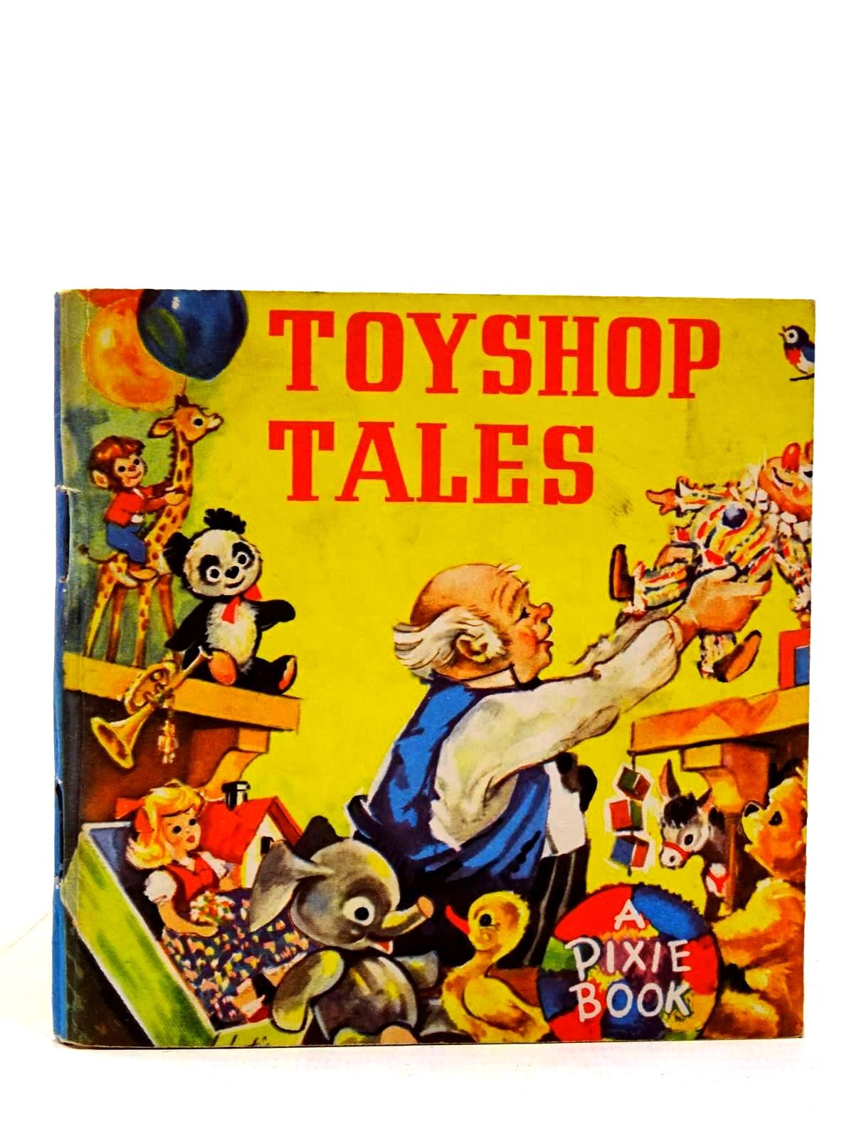 Photo of TOYSHOP TALES written by Michman, Justin illustrated by Michman, Justin published by Collins (STOCK CODE: 2131101)  for sale by Stella & Rose's Books