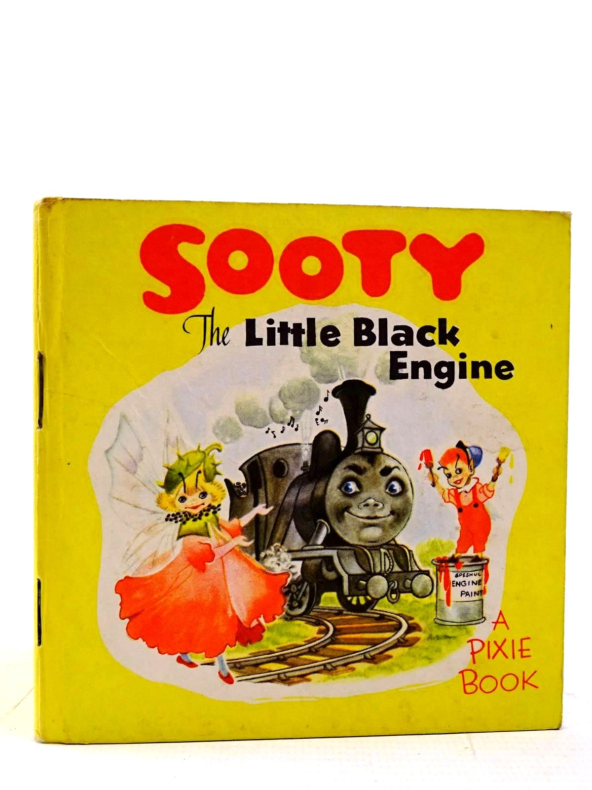 Photo of SOOTY THE LITTLE BLACK ENGINE- Stock Number: 2131103