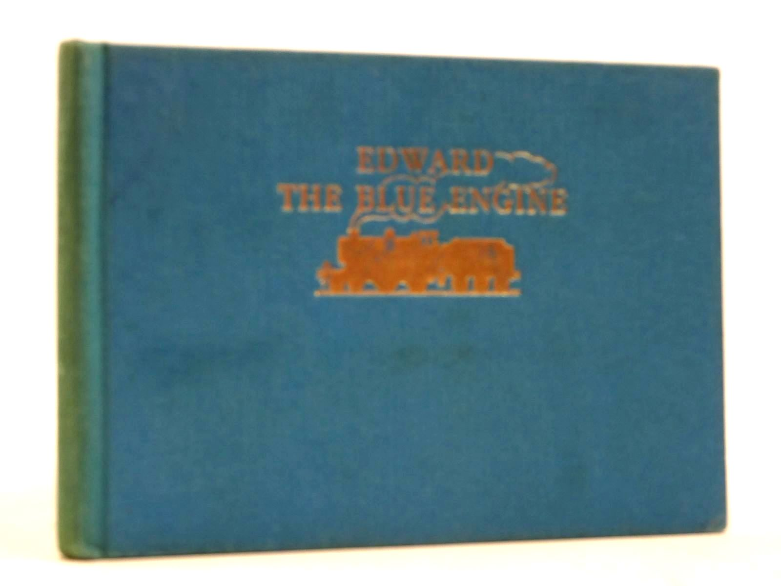 Photo of EDWARD THE BLUE ENGINE written by Awdry, Rev. W. illustrated by Dalby, C. Reginald published by Edmund Ward Ltd. (STOCK CODE: 2131104)  for sale by Stella & Rose's Books