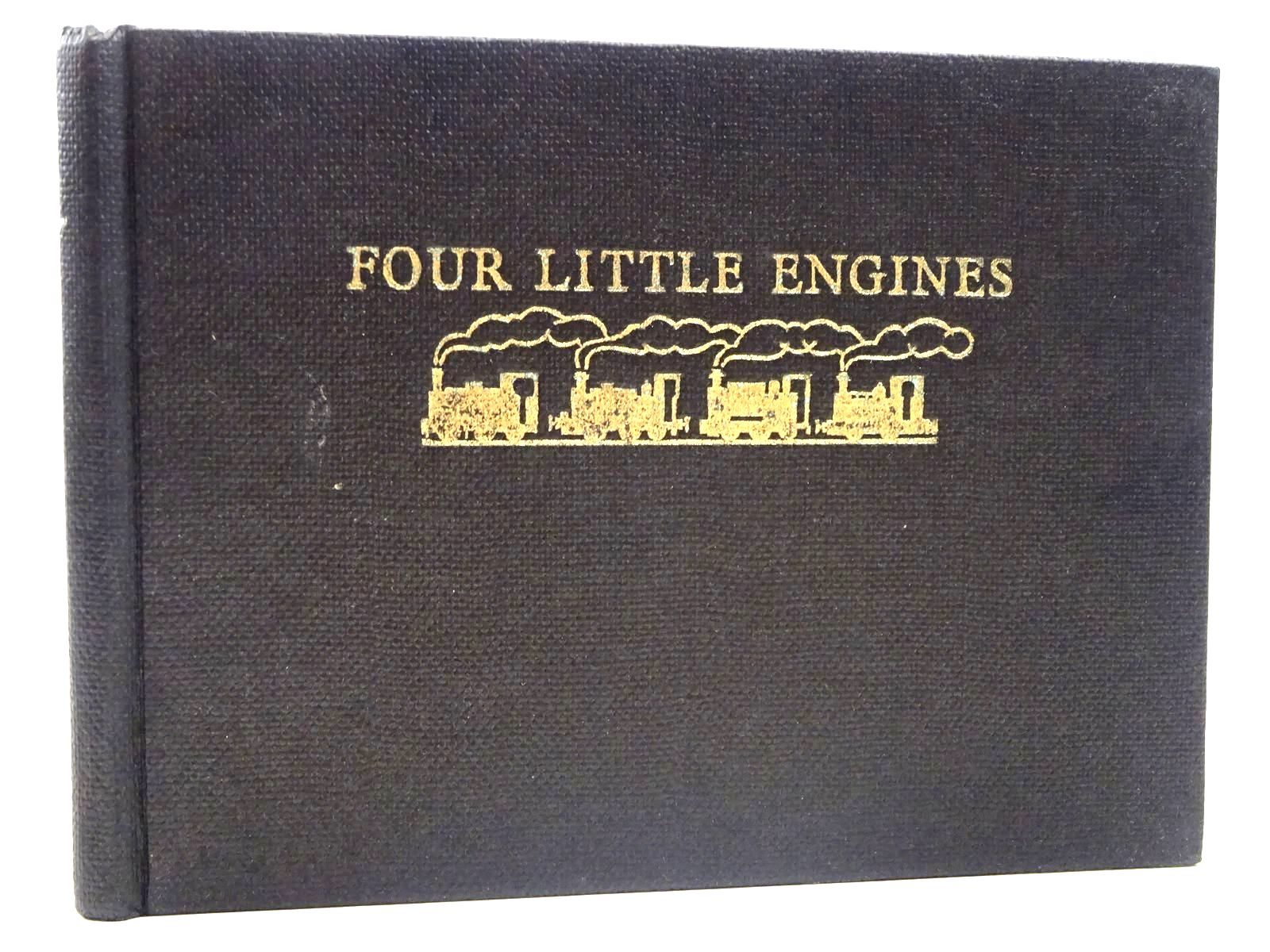 Photo of FOUR LITTLE ENGINES written by Awdry, Rev. W. illustrated by Dalby, C. Reginald published by Edmund Ward (STOCK CODE: 2131105)  for sale by Stella & Rose's Books