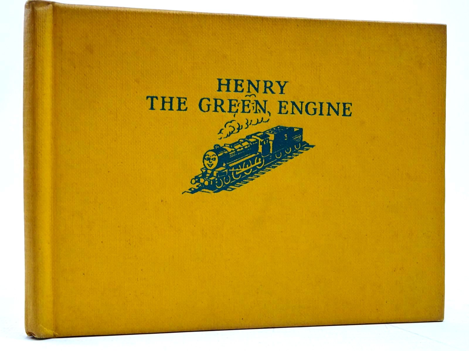 Photo of HENRY THE GREEN ENGINE written by Awdry, Rev. W. illustrated by Dalby, C. Reginald published by Edmund Ward (STOCK CODE: 2131106)  for sale by Stella & Rose's Books