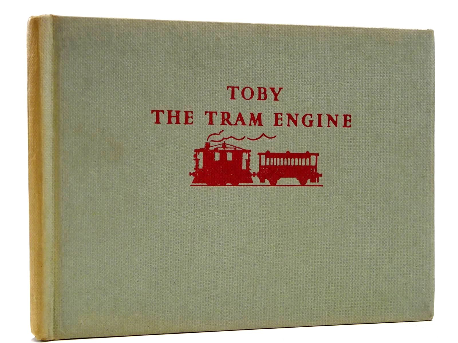 Photo of TOBY THE TRAM ENGINE written by Awdry, Rev. W. illustrated by Dalby, C. Reginald published by Edmund Ward (STOCK CODE: 2131107)  for sale by Stella & Rose's Books