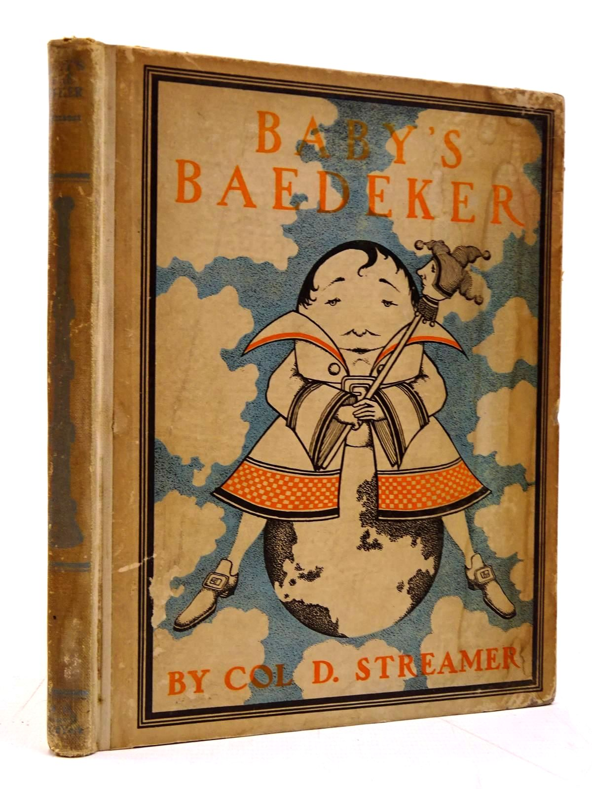 Photo of BABY'S BAEDEKER AN INTERNATIONAL GUIDEBOOK FOR THE YOUNG OF ALL AGES- Stock Number: 2131121