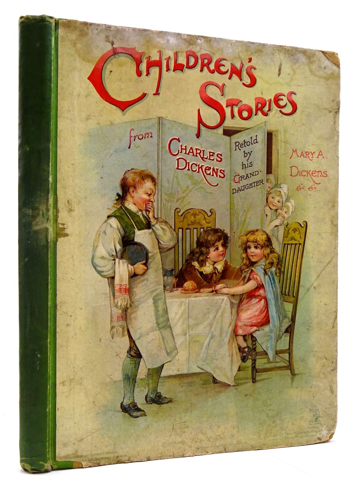 Photo of CHILDREN'S STORIES FROM DICKENS- Stock Number: 2131124