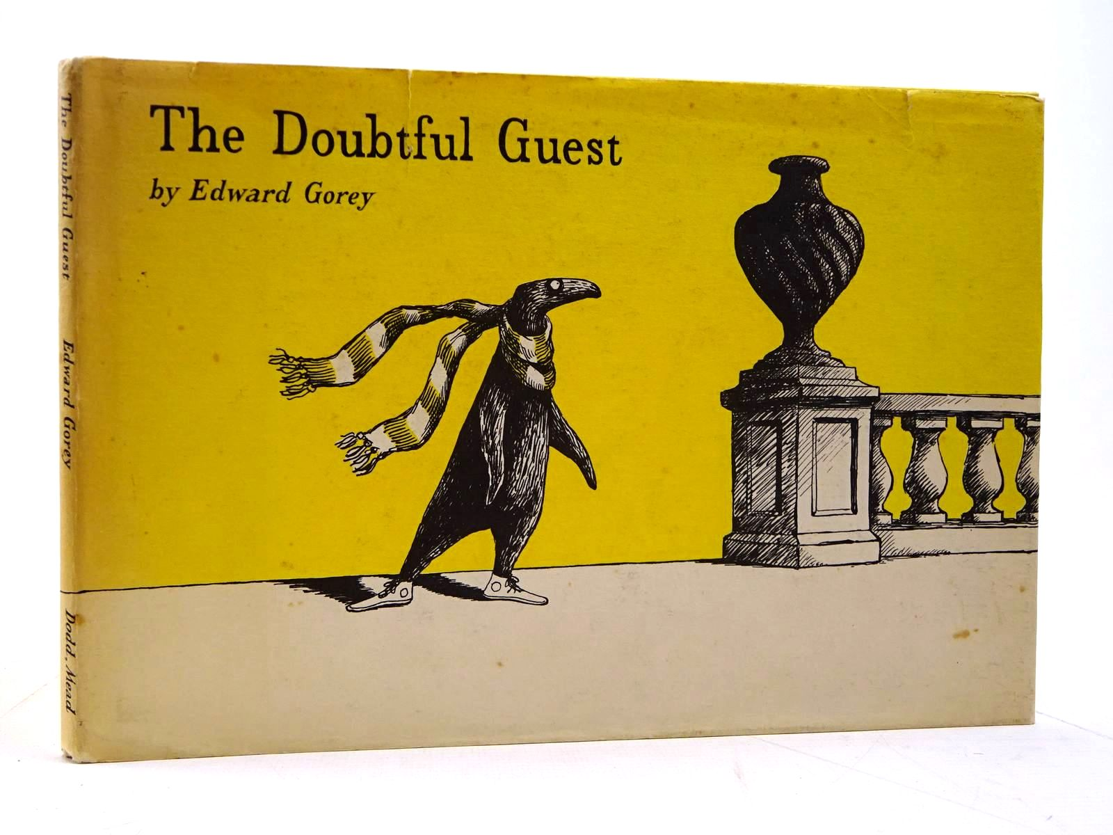 Photo of THE DOUBTFUL GUEST