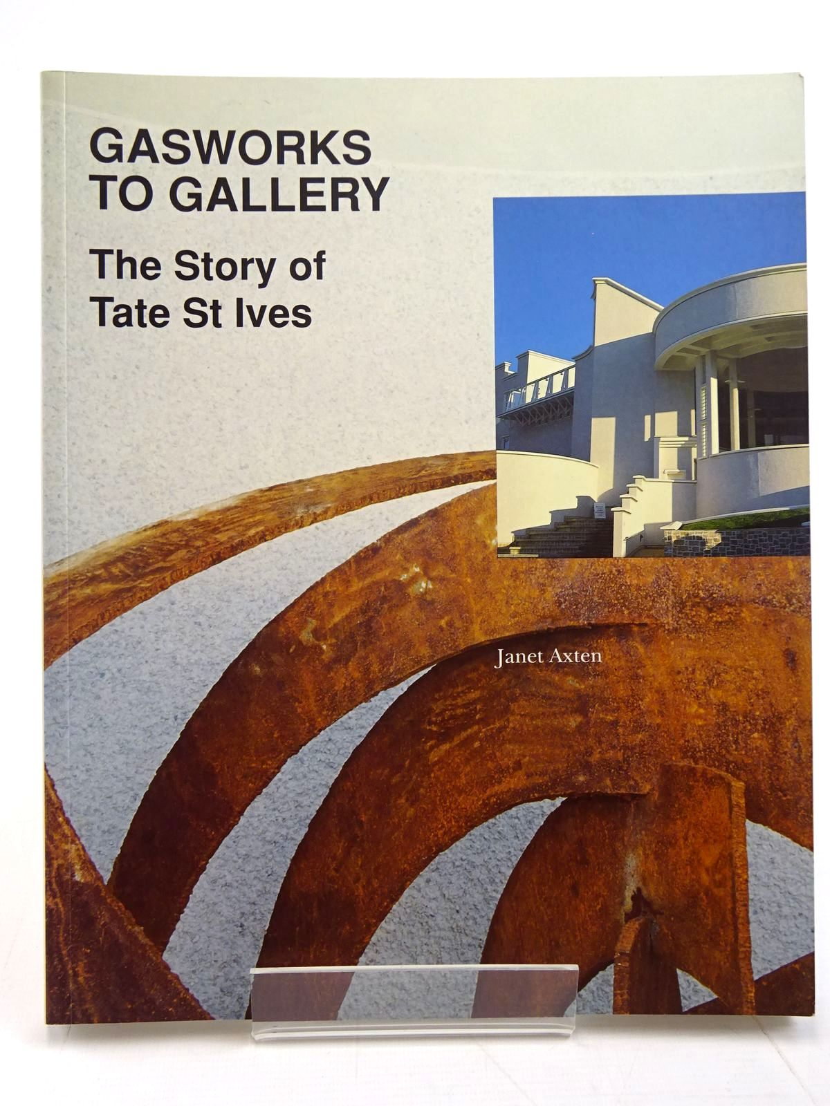 Photo of GASWORKS TO GALLERY THE STORY OF TATE ST. IVES- Stock Number: 2131153
