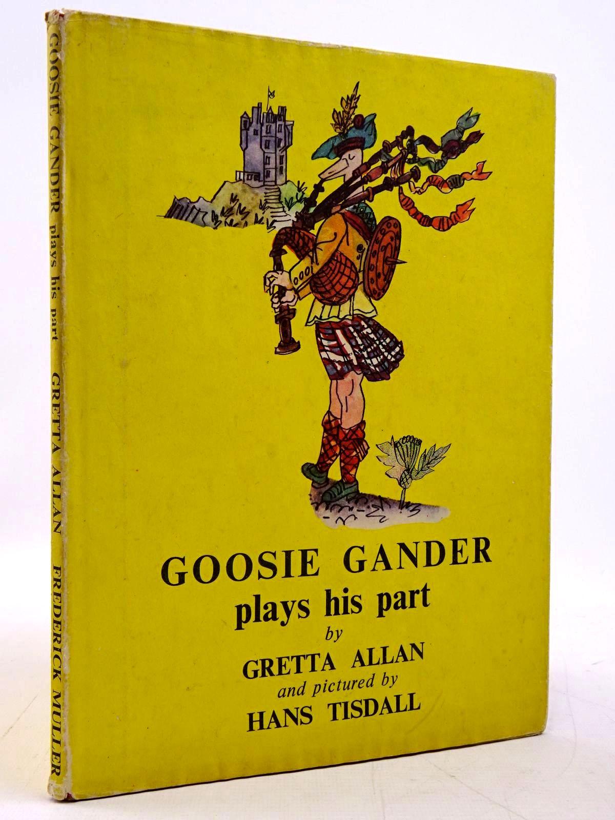 Photo of GOOSIE GANDER PLAYS HIS PART- Stock Number: 2131160