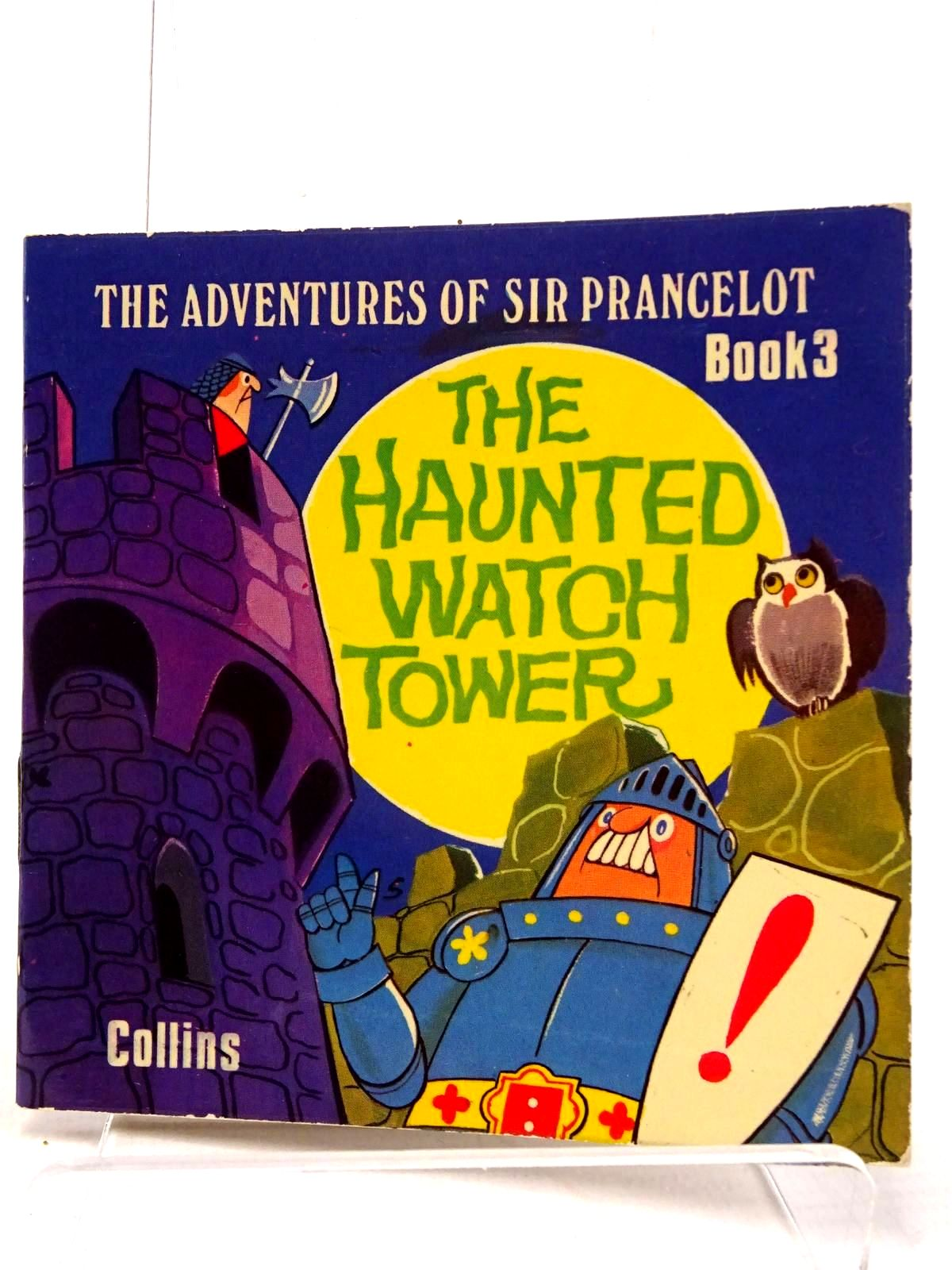 Photo of THE HAUNTED WATCHTOWER- Stock Number: 2131161
