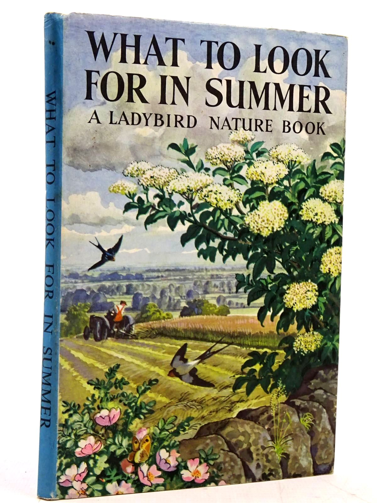 Photo of WHAT TO LOOK FOR IN SUMMER written by Watson, E.L. Grant illustrated by Tunnicliffe, C.F. published by Wills & Hepworth Ltd. (STOCK CODE: 2131167)  for sale by Stella & Rose's Books