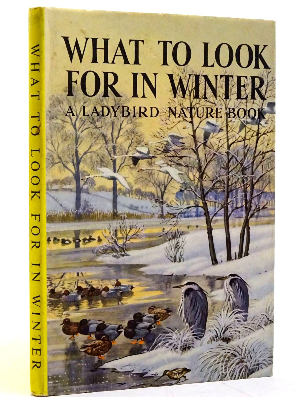 Photo of WHAT TO LOOK FOR IN WINTER written by Watson, E.L. Grant illustrated by Tunnicliffe, C.F. published by Wills & Hepworth Ltd. (STOCK CODE: 2131168)  for sale by Stella & Rose's Books