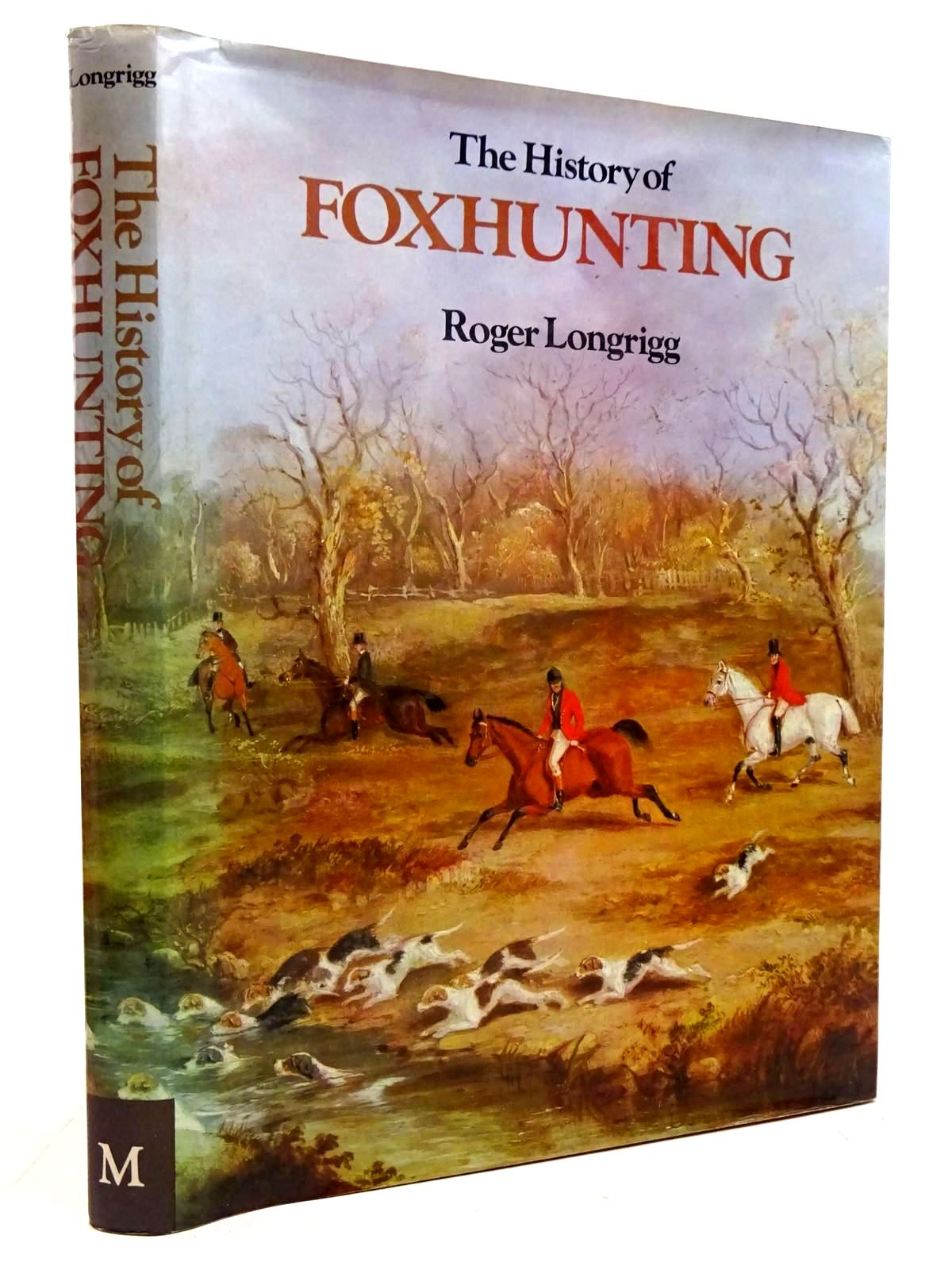 Photo of THE HISTORY OF FOXHUNTING- Stock Number: 2131174