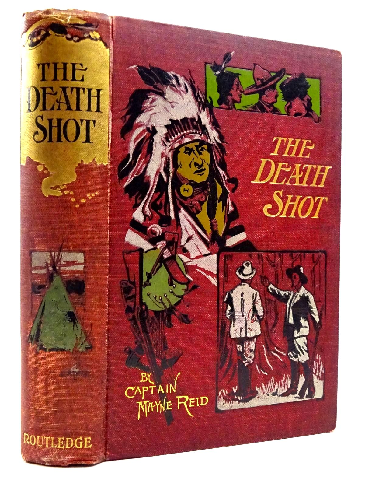 Photo of THE DEATH-SHOT- Stock Number: 2131179