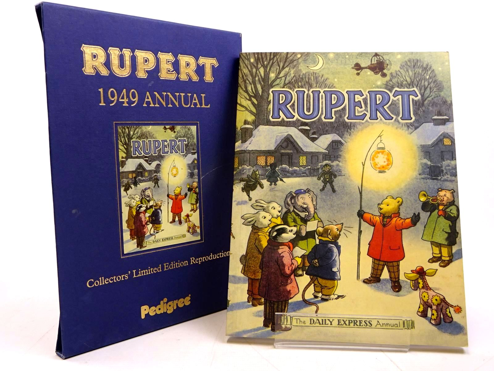 Photo of RUPERT ANNUAL 1949 (FACSIMILE)- Stock Number: 2131191