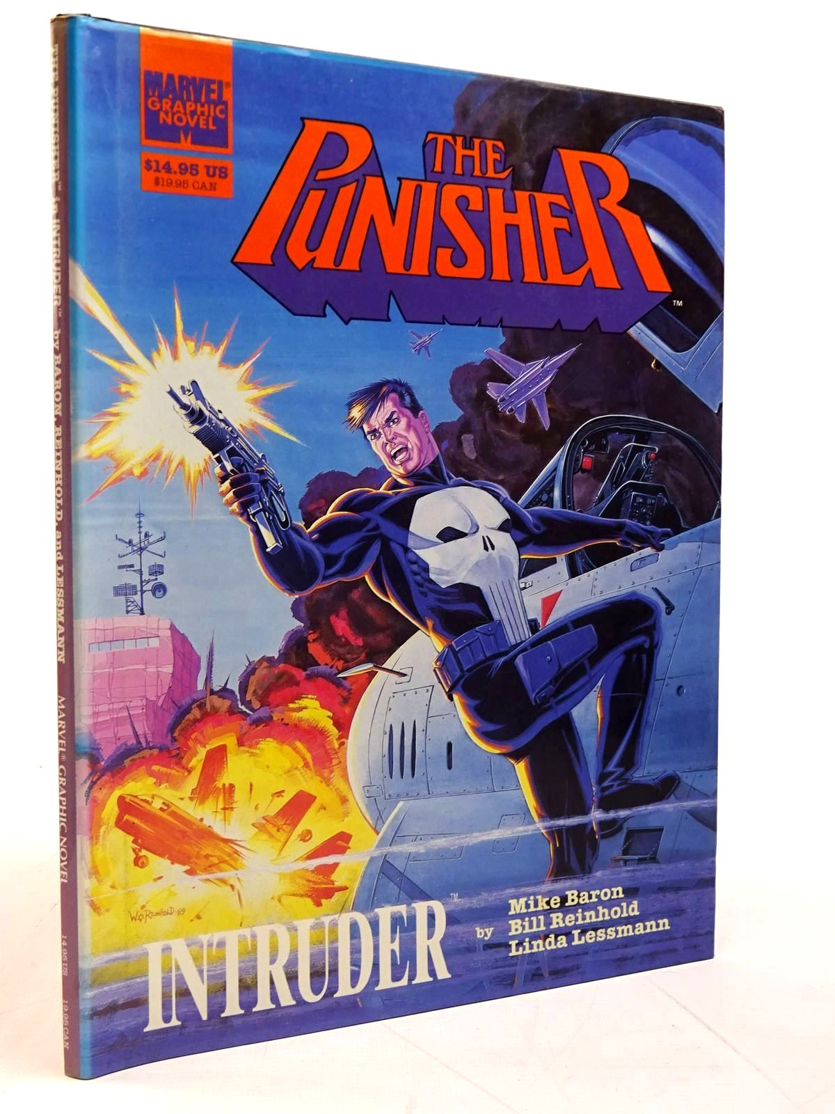 Photo of THE PUNISHER IN INTRUDER- Stock Number: 2131202