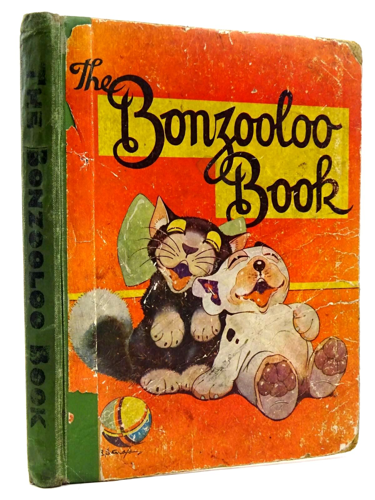 Photo of THE BONZOOLOO BOOK written by Studdy, G.E. illustrated by Studdy, G.E. published by Partridge (STOCK CODE: 2131238)  for sale by Stella & Rose's Books