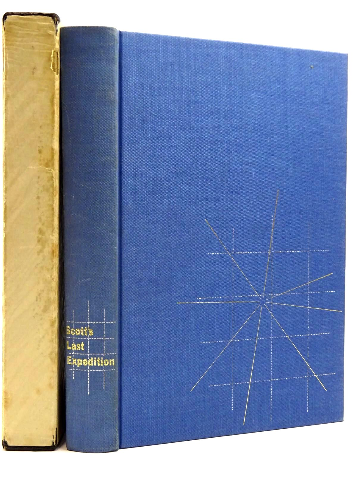 Photo of SCOTT'S LAST EXPEDITION written by Scott, Robert Falcon published by Folio Society (STOCK CODE: 2131247)  for sale by Stella & Rose's Books