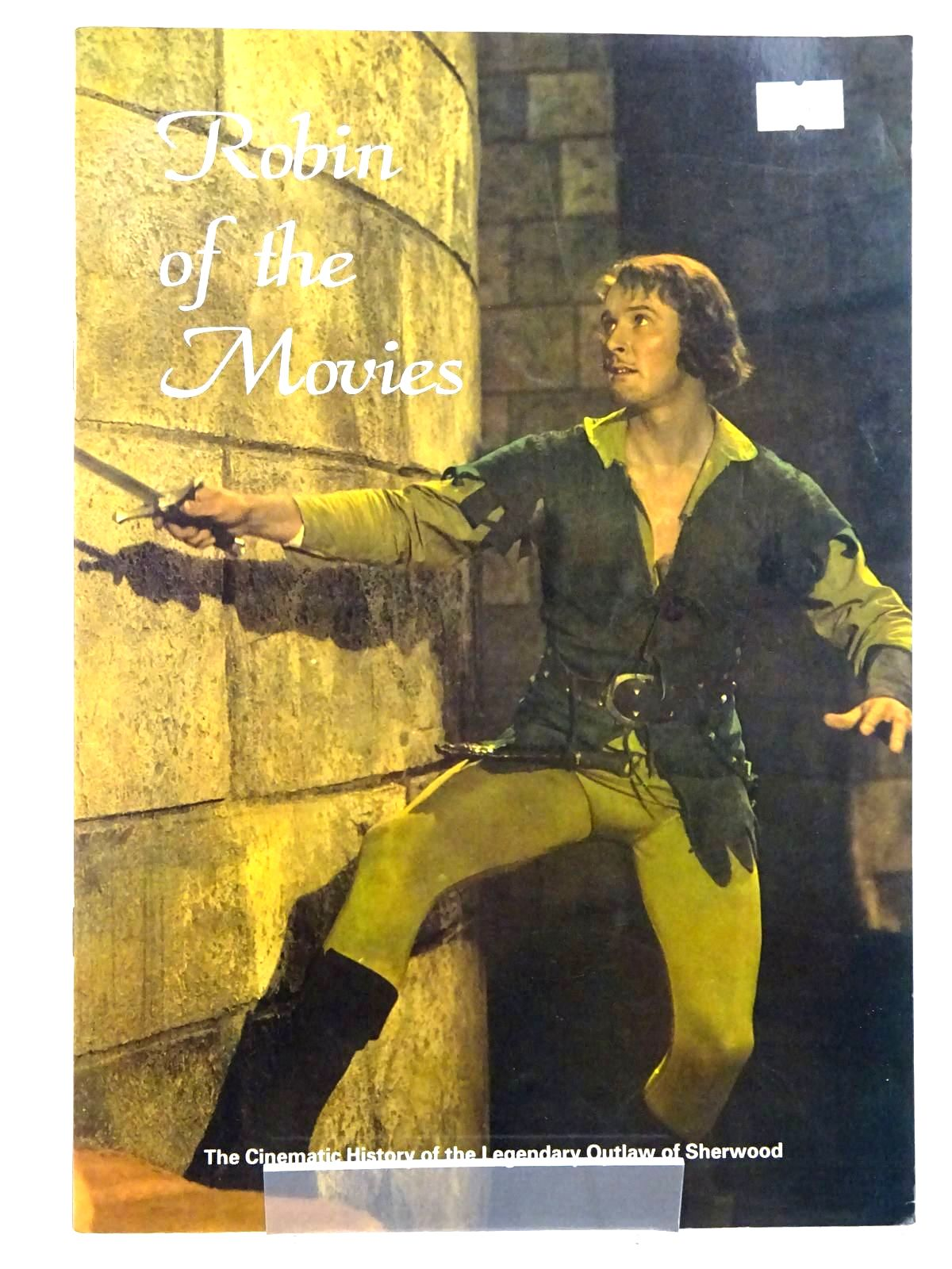 Photo of ROBIN OF THE MOVIES written by Turner, David illustrated by Baker, Malcolm published by Yeoman Publishing (STOCK CODE: 2131252)  for sale by Stella & Rose's Books