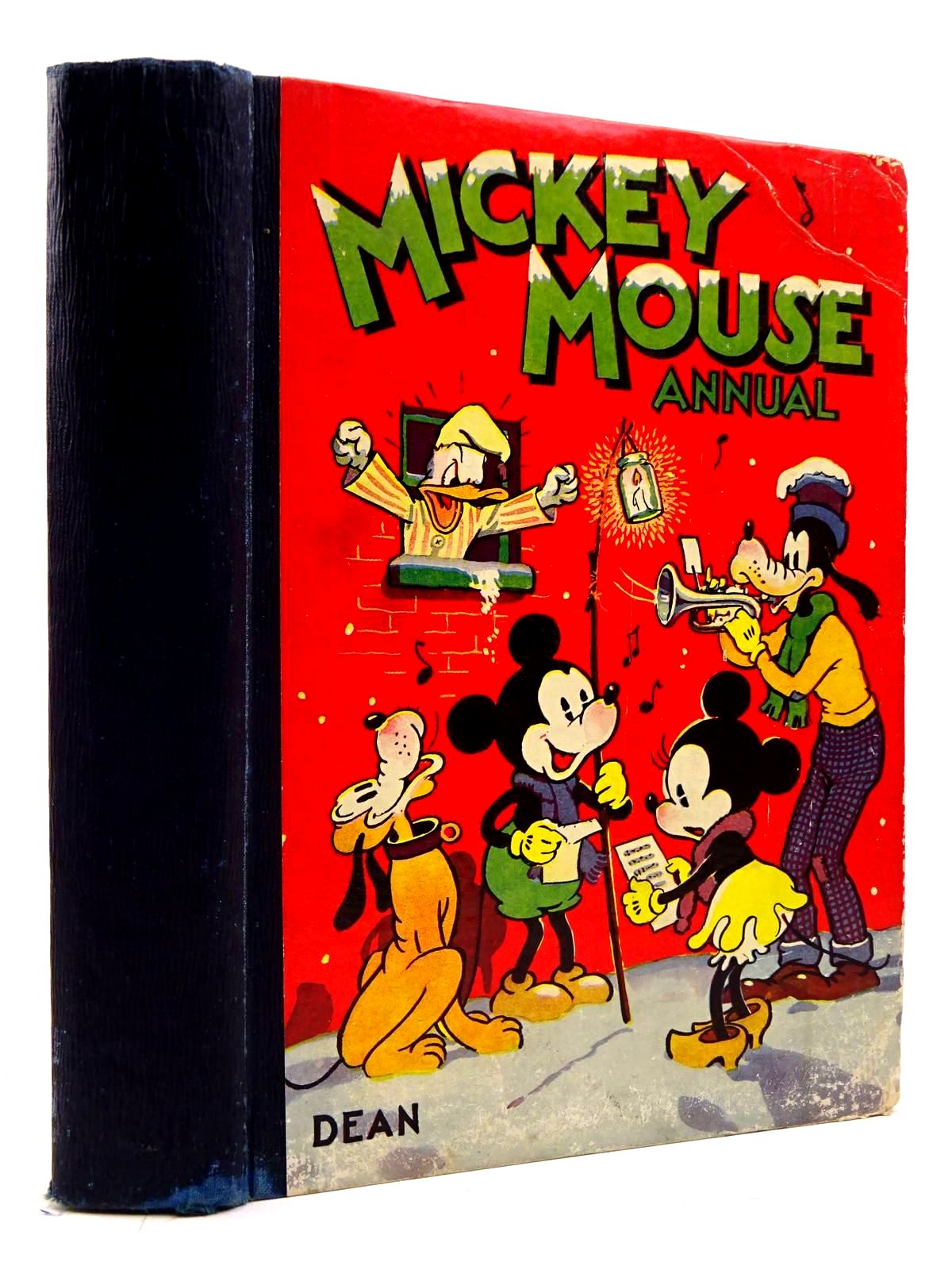Photo of MICKEY MOUSE ANNUAL 1945 FOR 1946 written by Disney, Walt published by Dean & Son Ltd. (STOCK CODE: 2131258)  for sale by Stella & Rose's Books