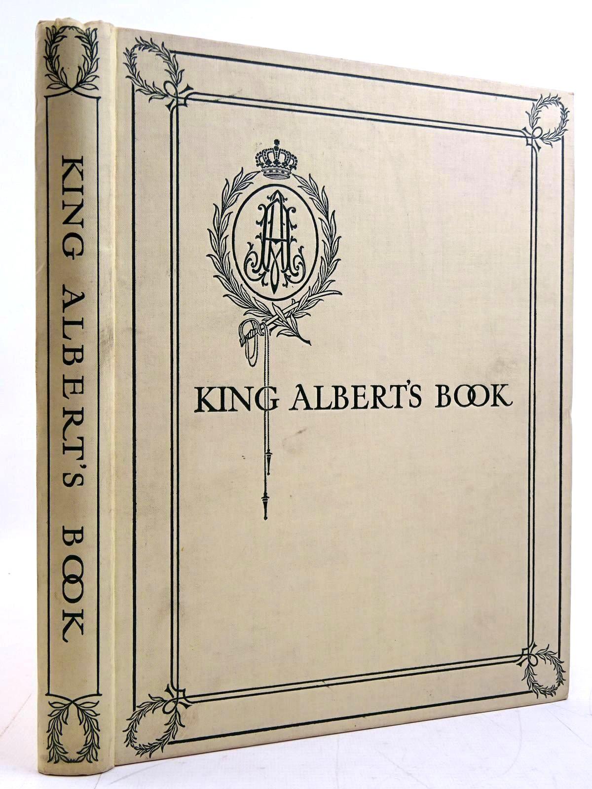 Photo of KING ALBERT'S BOOK- Stock Number: 2131274