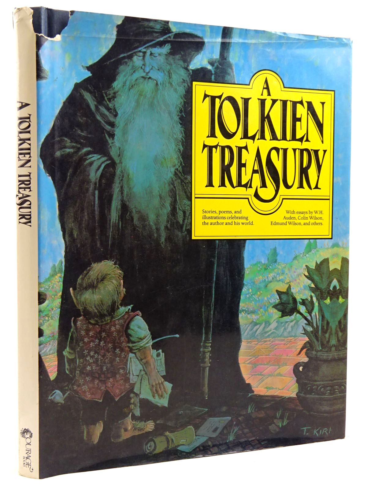 Photo of A TOLKIEN TREASURY- Stock Number: 2131276