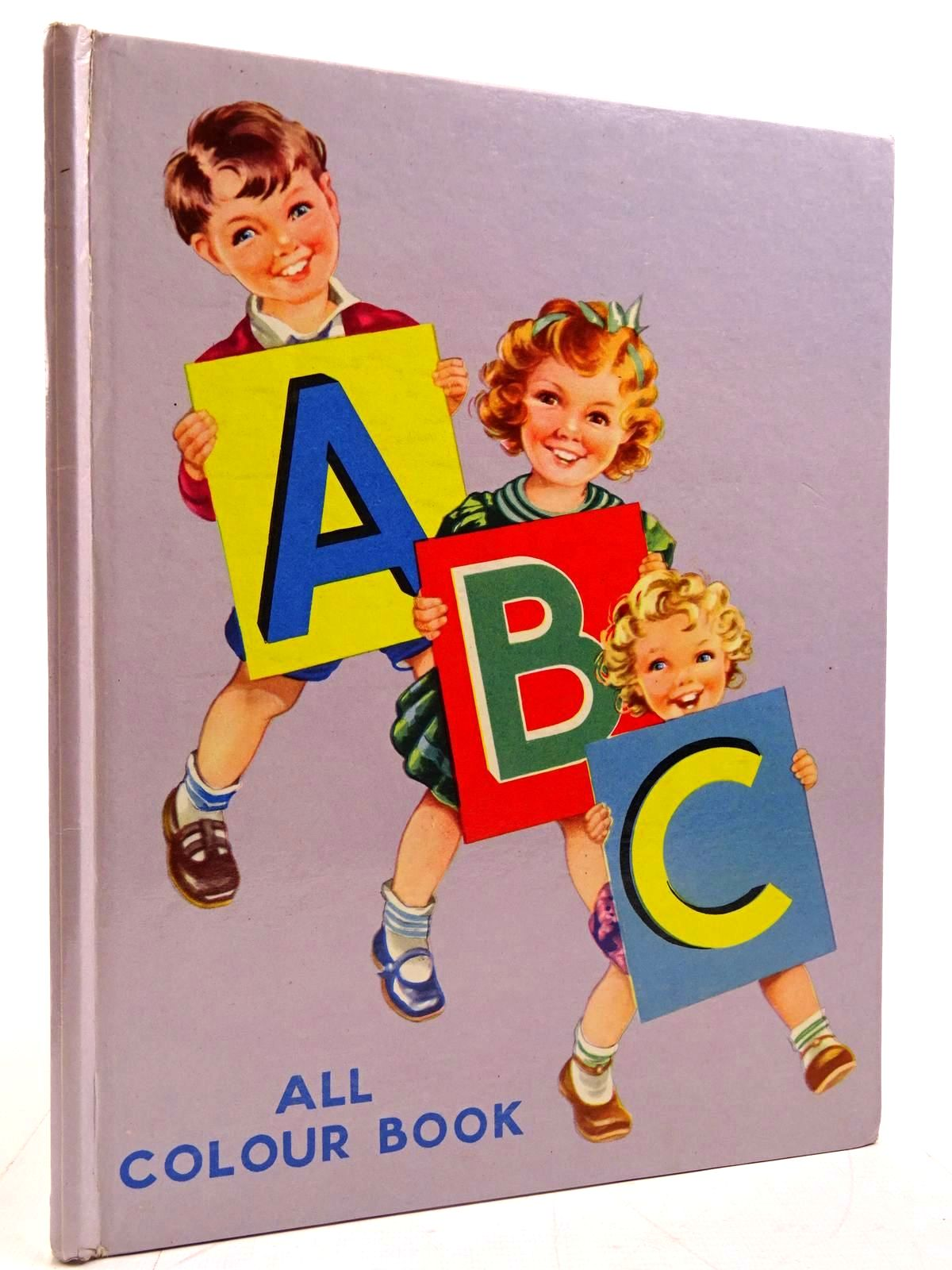 Photo of ABC ALL COLOUR BOOK- Stock Number: 2131288