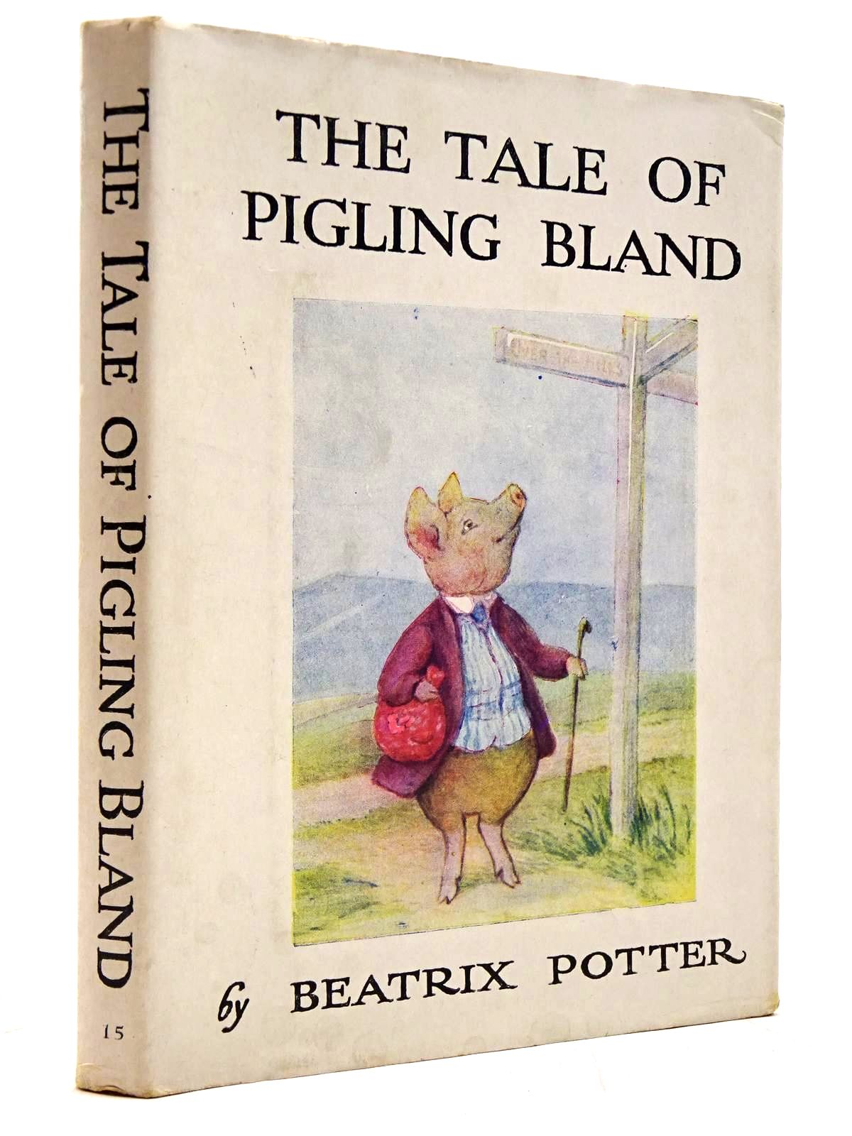 Photo of THE TALE OF PIGLING BLAND written by Potter, Beatrix illustrated by Potter, Beatrix published by Frederick Warne & Co Ltd. (STOCK CODE: 2131312)  for sale by Stella & Rose's Books