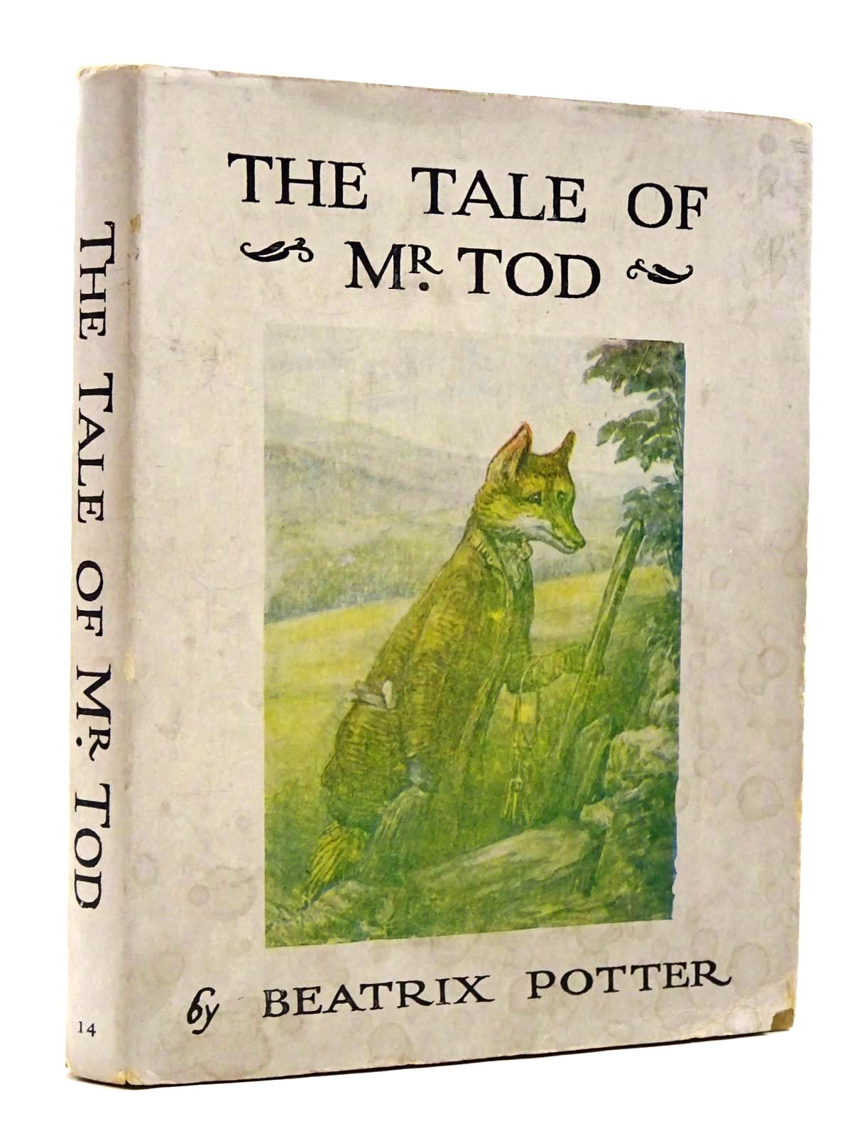 Photo of THE TALE OF MR. TOD written by Potter, Beatrix illustrated by Potter, Beatrix published by Frederick Warne & Co Ltd. (STOCK CODE: 2131314)  for sale by Stella & Rose's Books