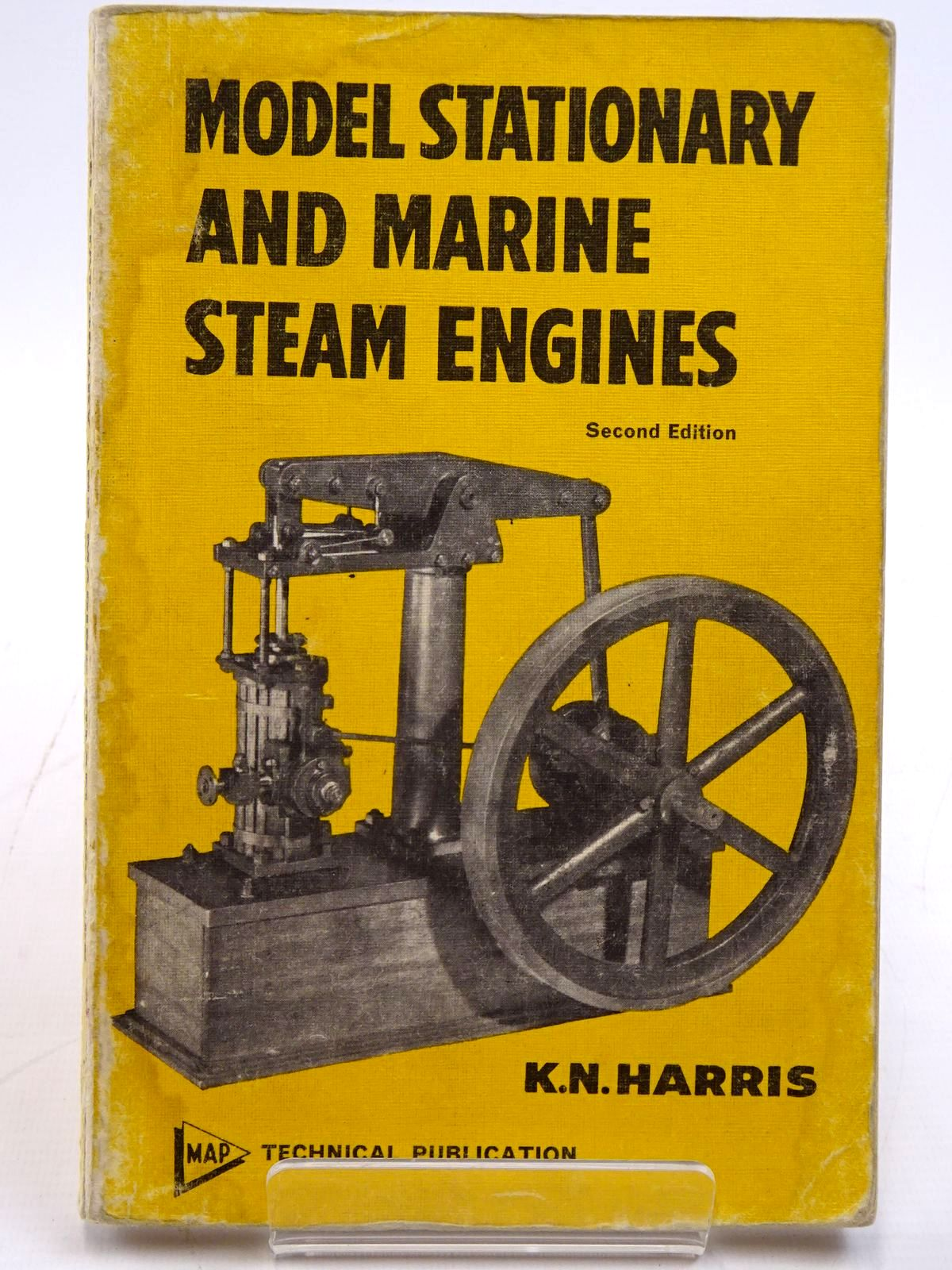 Photo of MODEL STATIONARY AND MARINE STEAM ENGINES- Stock Number: 2131348