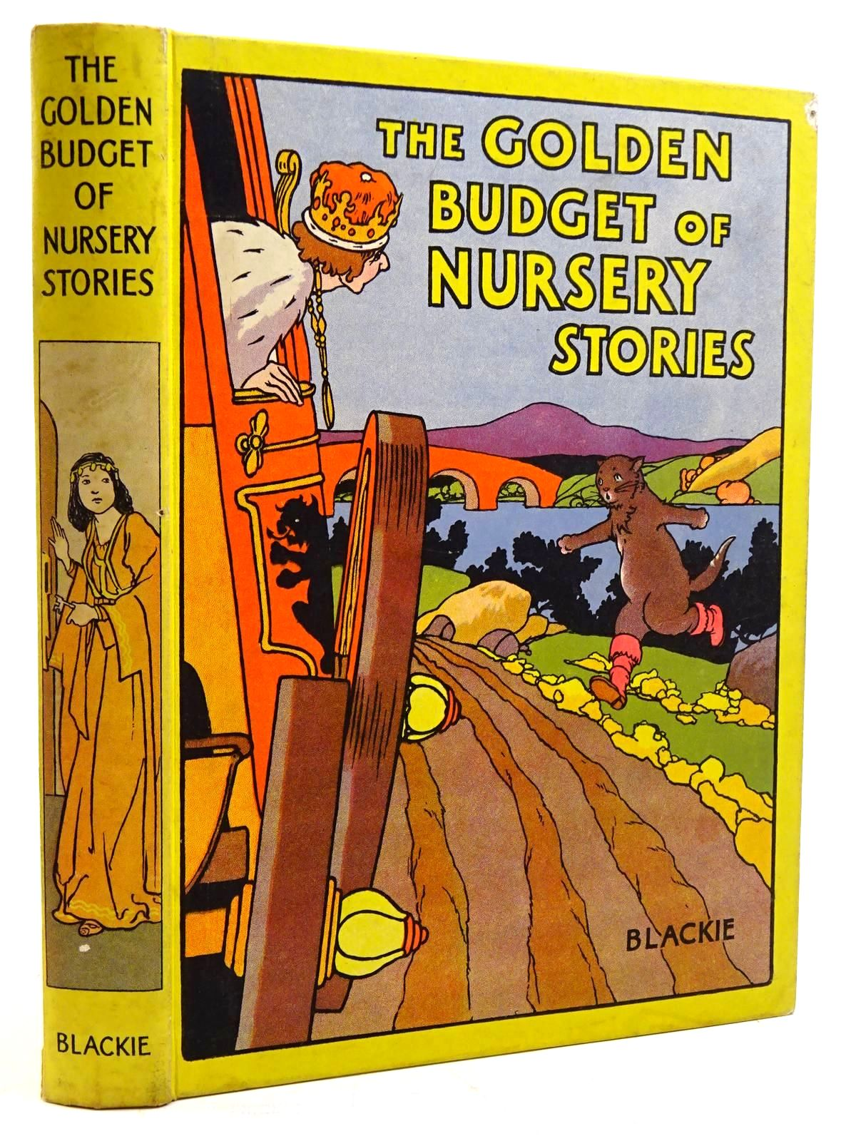 Photo of THE GOLDEN BUDGET OF NURSERY STORIES published by Blackie & Son Ltd. (STOCK CODE: 2131356)  for sale by Stella & Rose's Books