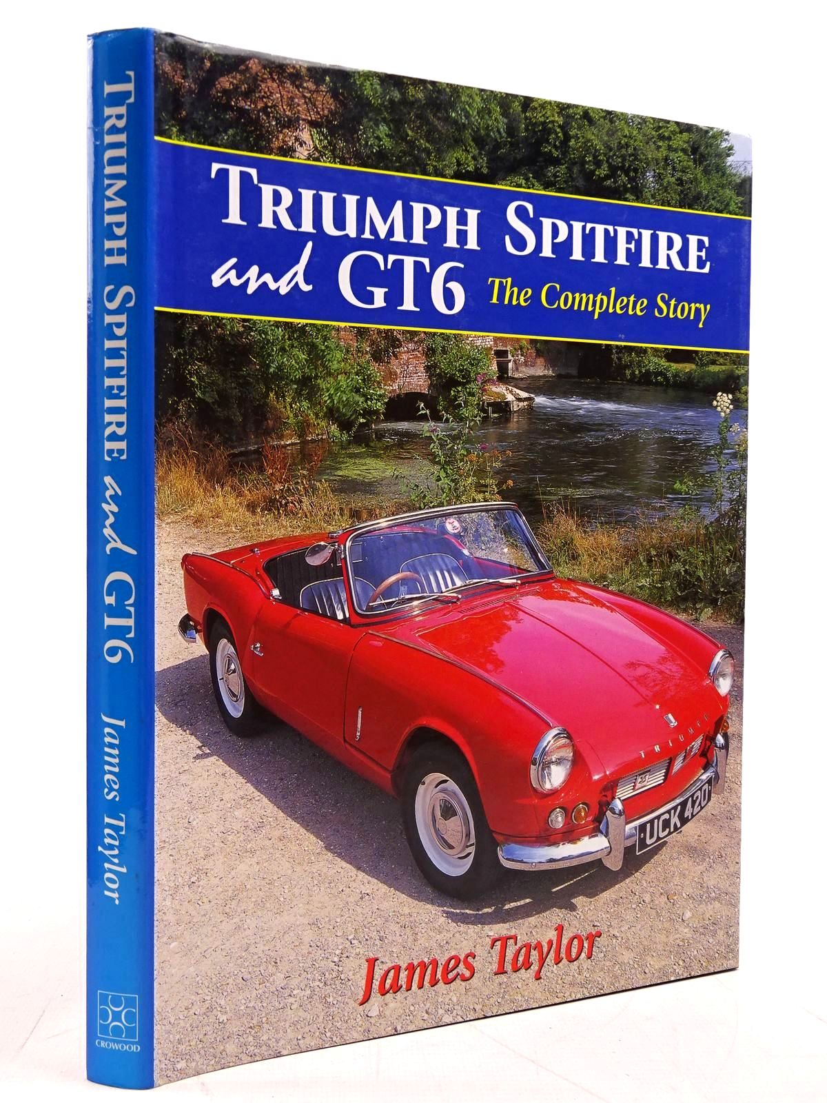 Photo of TRIUMPH SPITFIRE AND GT6 THE COMPLETE STORY- Stock Number: 2131364