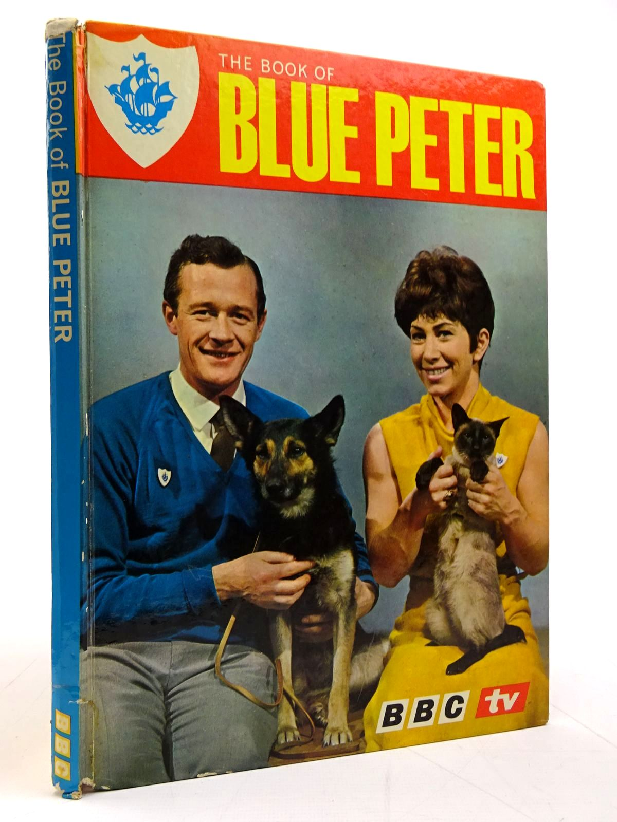 Photo of BLUE PETER ANNUAL No. 2 published by BBC (STOCK CODE: 2131406)  for sale by Stella & Rose's Books
